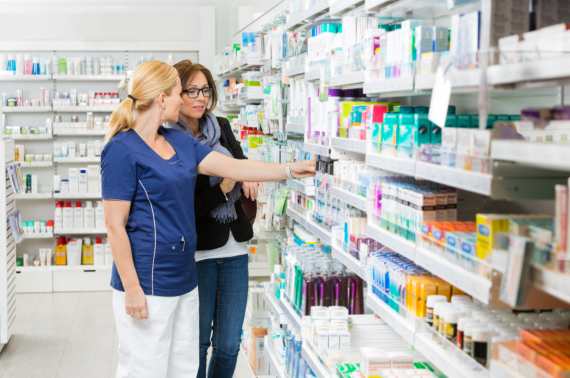 The Convenience of a Pharmacy